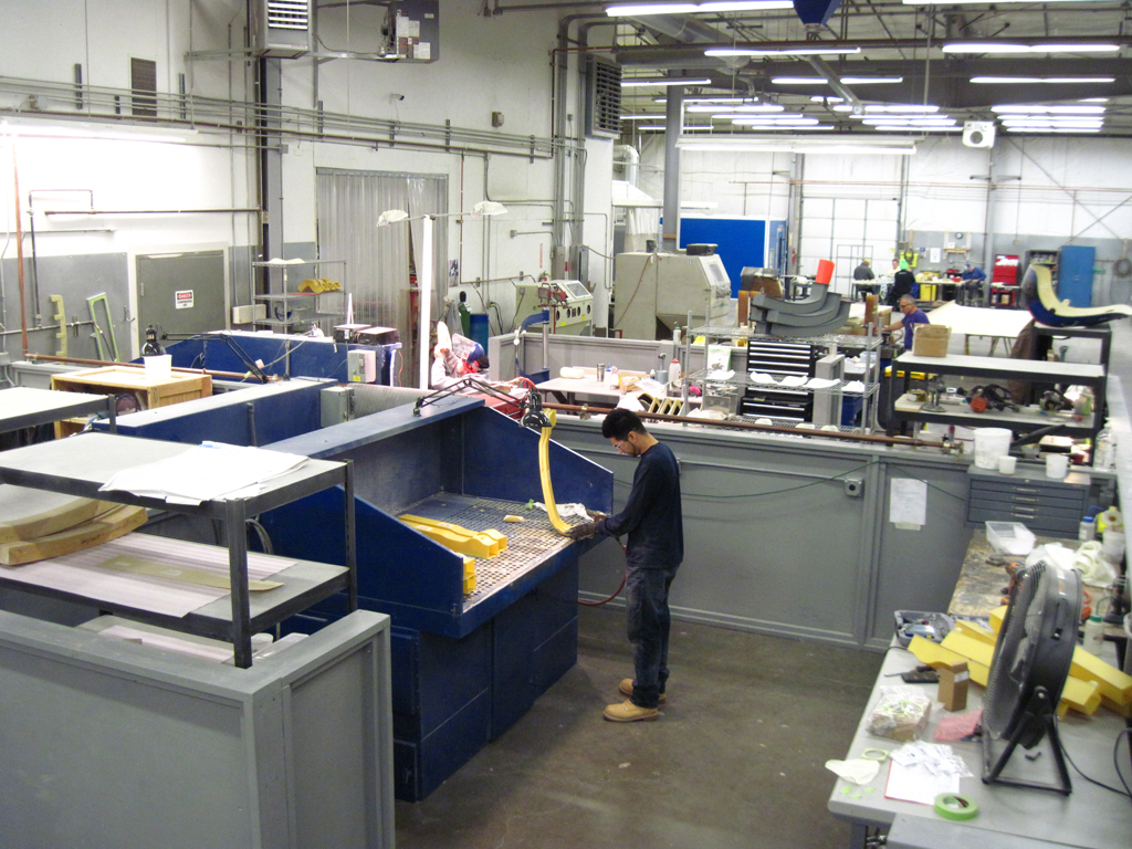 Assembly manufacturing Kitsap Composites