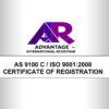 AS9100 C Certified