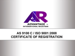ISO 9001:2008 Certificate Featured Image
