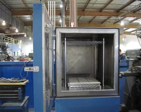 Environmental Chamber Testing Kitsap Composites