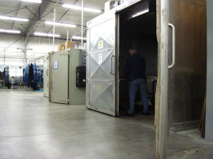 Manufacturing Lay up Kitsap Composites