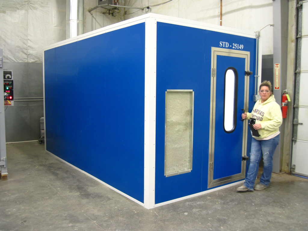 paint manufacturing Kitsap Composites