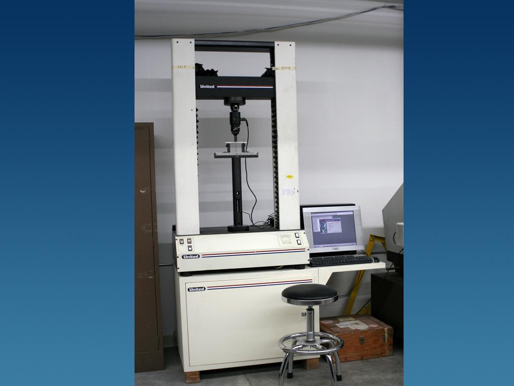 United 20kN Tensile tester Inspection